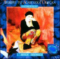 Tribute to Agnieszka Osiecka - Maryla Rodowicz - Musik - UNIVERSAL - 0044001135927 - 28/6-1997