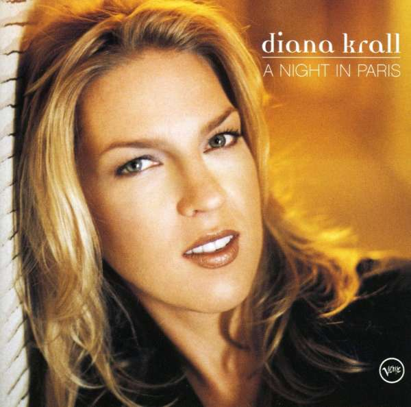 One Night in Paris - Diana Krall - Musik - VERVE - 0044006536927 - 4/11-2002