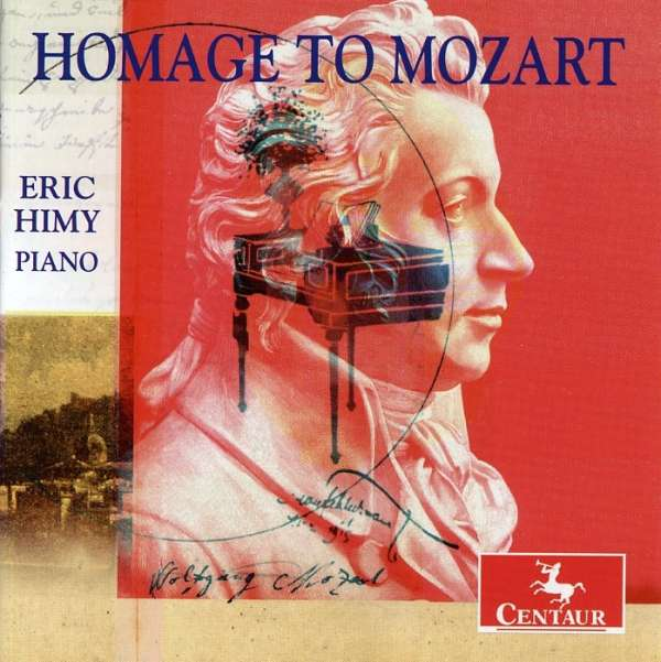 Homage to Mozart - Salieri / Mozart / Fabregas / Liszt / Himy - Musik - Centaur - 0044747284927 - January 30, 2007