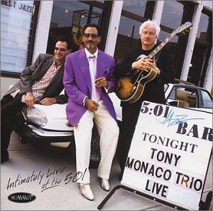 Intimately Live at the 501 - Tony Monaco - Musik - Summit(Classical) - 0099402341927 - 23/2-2015