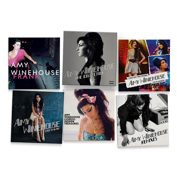 Collection - Amy Winehouse - Musik - UNIVERSAL - 0602435099927 - 27/11-2020