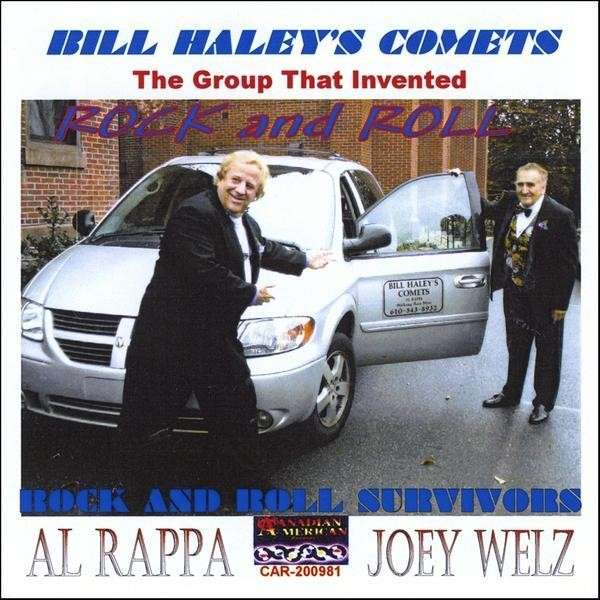 Rock and Roll Survivors - Comets - Musik - CANADIAN AMERICAN-car-200981 - 0752359003927 - June 11, 2009