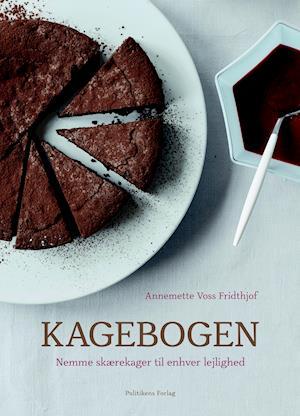Kagebogen - Annemette Voss Fridthjof - Bøger - Politikens Forlag - 9788740041927 - October 1, 2020