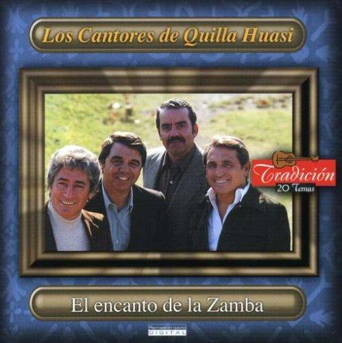 El Encanto De La Zamba - Los Quilla Huasi - Musik -  - 0044001646928 - 6/3-2007