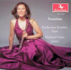 Sonatina - Kemler,katherine / Gurt,michael - Musik - Centaur - 0044747245928 - 15/3-2000