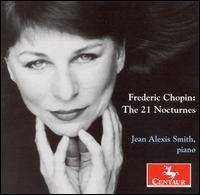 21 Nocturnes - Jean Alexis Smith - Musik - CENTAUR - 0044747287928 - April 30, 2014