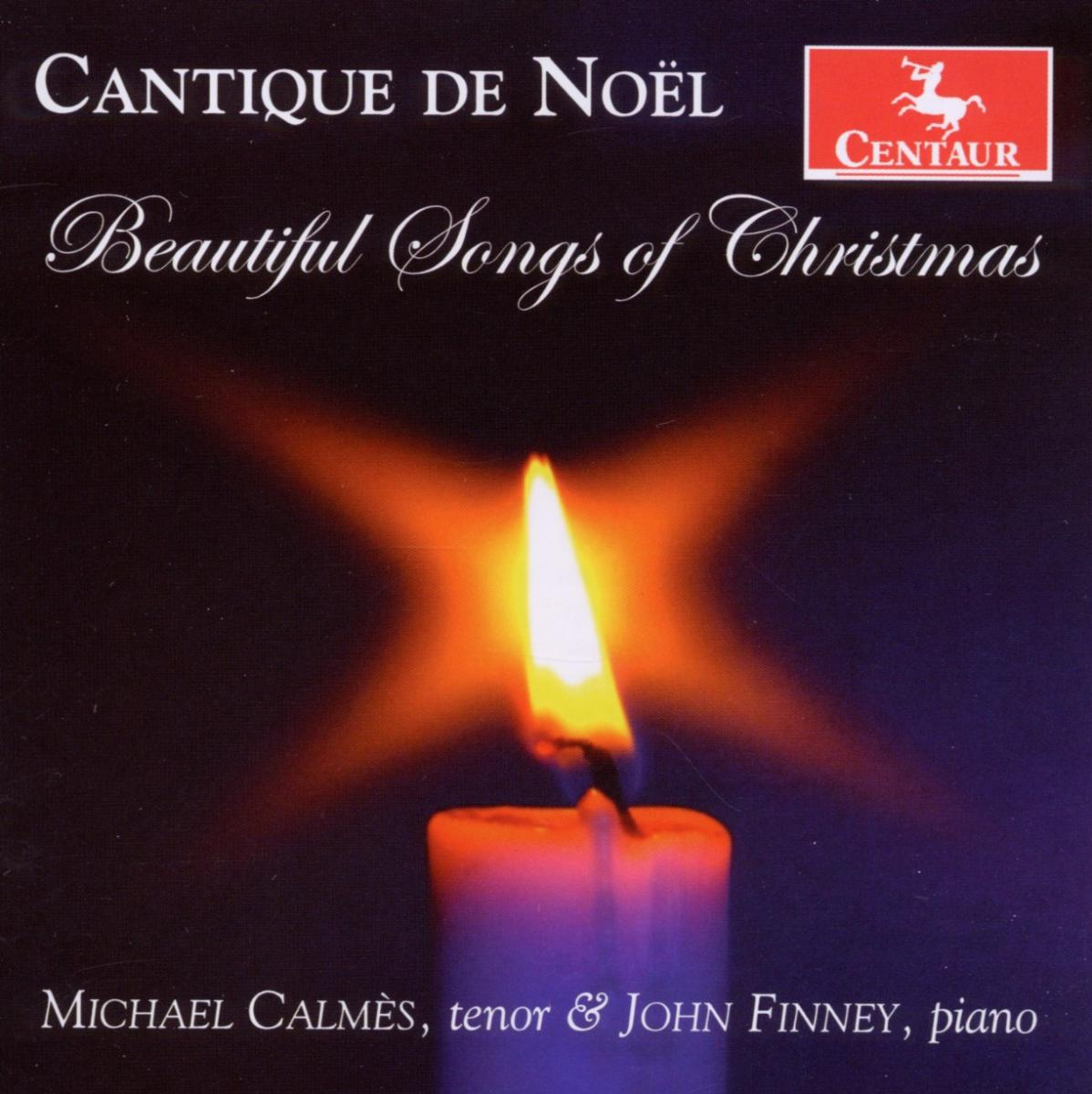 Beautiful Songs of Christmas - Noel / Calmes / Finney / Hudde / Diperna / Charnis - Musik - CENTA - 0044747302928 - November 24, 2009