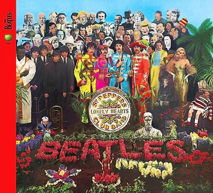 Sgt. Pepper's Lonely Hearts Club Band (Stereo) - The Beatles - Musik - CAPITOL - 0094638241928 - September 9, 2009