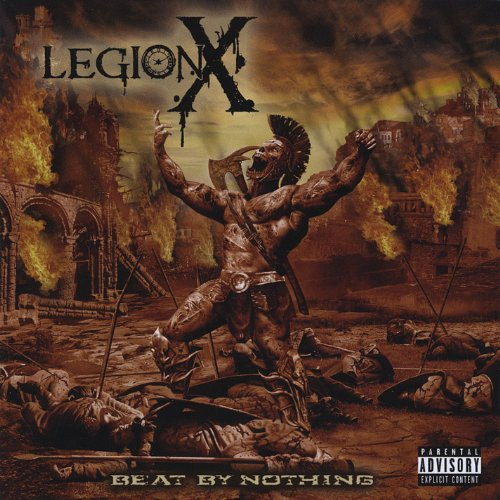 Beat by Nothing - Legion X - Musik - CD Baby - 0753885670928 - July 15, 2011