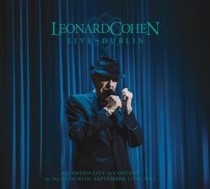 Live in Dublin - Leonard Cohen - Musik - COLUMBIA - 0888750355928 - 1/12-2014