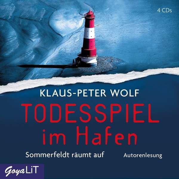 Todesspiel im Hafen: Sommerfeldt räumt auf - Folge 3 - Klaus-peter Wolf - Musik - Hoanzl - 4012144397928 - 26/6-2019