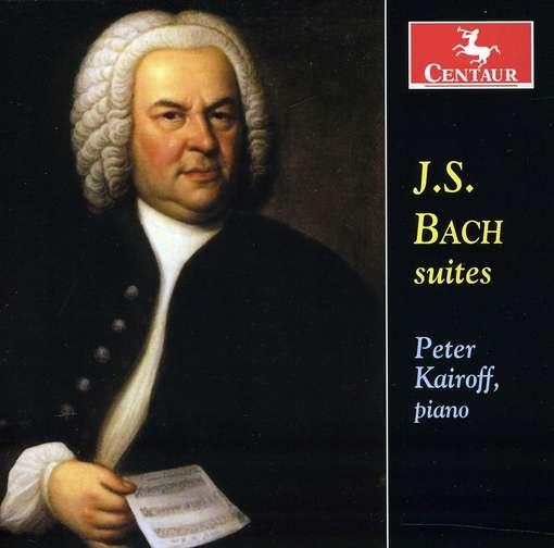 J.s. Bach - J.s. Bach - Musik - CENTAUR - 0044747318929 - March 21, 2012