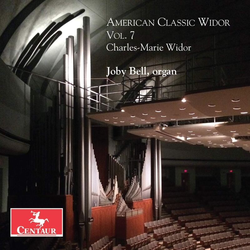 American Classic Widor 7 - Widor / Bell - Musik -  - 0044747376929 - May 21, 2021