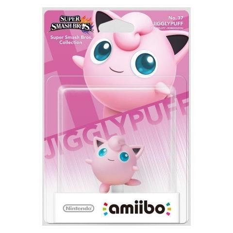 Amiibo Smash Pummeluff,figur,37,.107126 -  - Bøger -  - 0045496352929 -