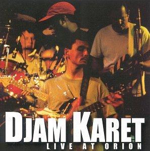 Live at Orion - Djam Karet - Musik - CUNEIFORM REC - 0045775011929 - May 15, 1999