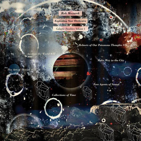 Galactic Parables 1 - Mazurek,rob / Exploding Star Orchestra - Musik - CUNEIFORM REC - 0045775040929 - May 26, 2015