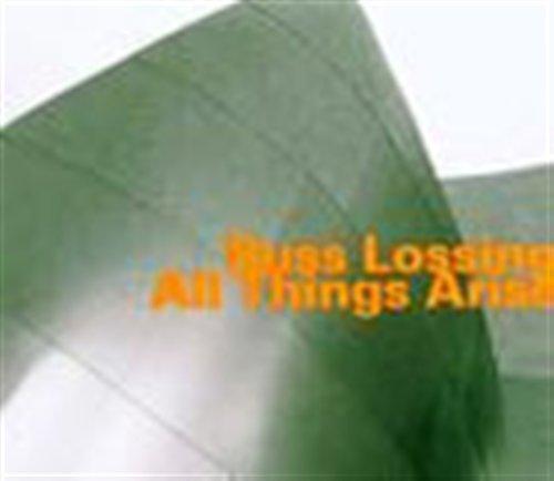 All Things Arise - Russ Lossing - Musik - HATOLOGY - 0752156062929 - May 11, 2006