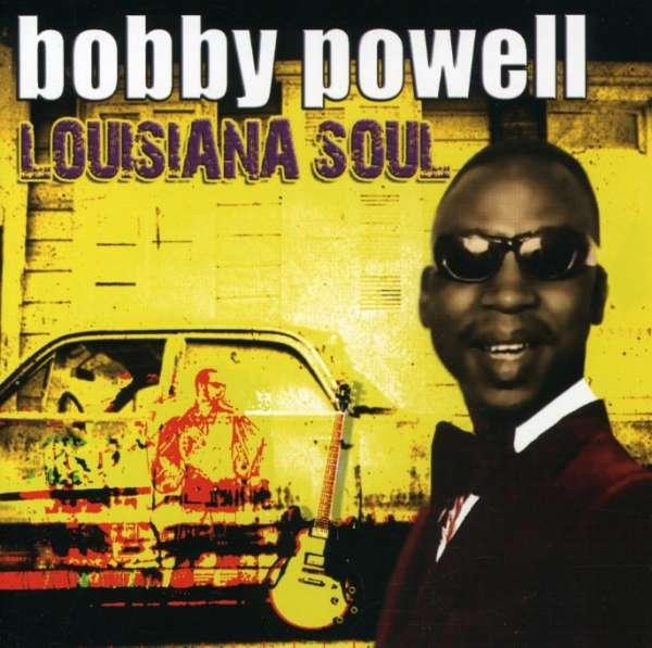 Louisiana Blues - Bobby Powell - Musik - AIM - 0752211150929 - February 24, 2020