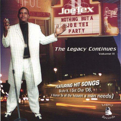 Nothing but a Joe Tex Party - Joe Tex 2 - Musik - Jamstone Records/Legacy Records - 0822567024929 - 9/5-2006
