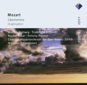 Idomeneo (Ausz.) - Wolfgang Amadeus Mozart (1756-1791) - Musik - WARNER - 0825646151929 - March 24, 2006