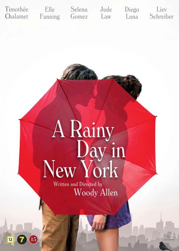 Rainy Day in New York - Woody Allen - Film -  - 5709165115929 - March 19, 2020