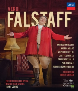 Falstaff - G. Verdi - Film - DECCA - 0044007438930 - 8/10-2015