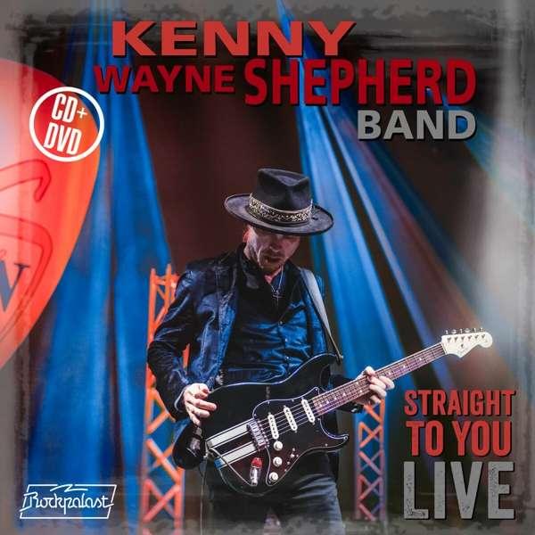 Straight to You Live - Kenny Wayne Shepherd - Musik - PROVOGUE - 0810020502930 - 27/11-2020