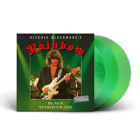 Black Masquerade (Green Vinyl) - Rainbow - Musik - EARMUSIC CLASSICS - 4029759147930 - 17/4-2020