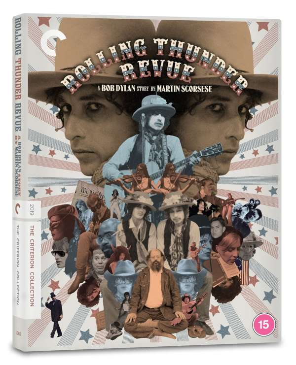 Rolling Thunder Revue - Bob Dylan - Film - CRITERION COLLECTION - 5050629896930 - 29/1-2021