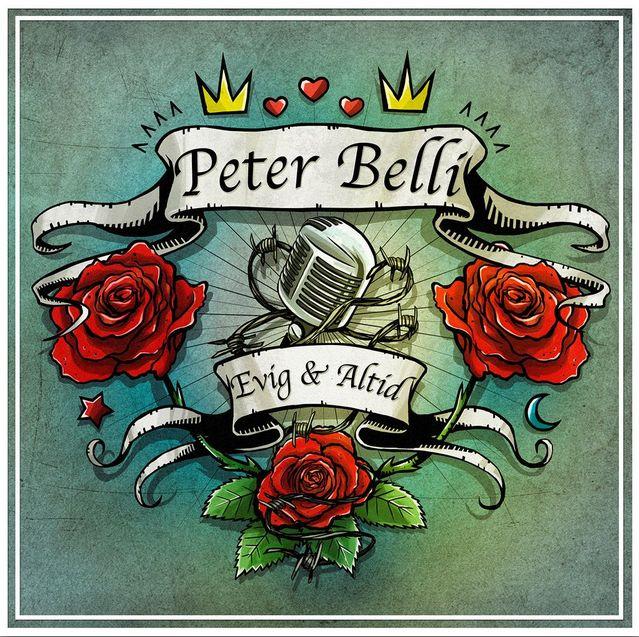 Evig & Altid - Peter Belli - Musik -  - 5700907259932 - 23/9-2013