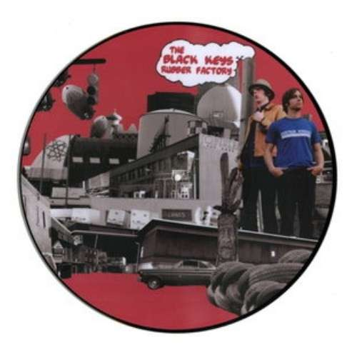 Rubber Factory - The Black Keys - Musik - ROCK/POP - 0045778037933 - 19/1-2010