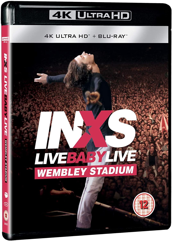 Live Baby Live - INXS - Film - EAGLE ROCK ENTERTAINMENT - 0602508458934 - June 26, 2020