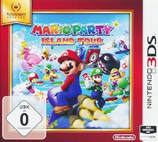 Mario Party:Island Tour,3DS.2231040T2 -  - Bøger -  - 0045496528935 - 16/10-2015
