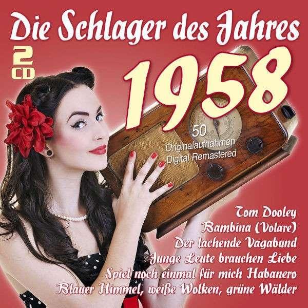 Die Schlager Des Jahres 1958 - V/A - Musik - MUSICTALES - 4260180619935 - 30/10-2012