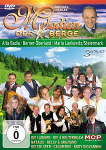 Melodien Der Berge - Alta Badia / Berner Oberland / Steiermark - V/A - Film - MCP - 9002986190936 - August 28, 2013