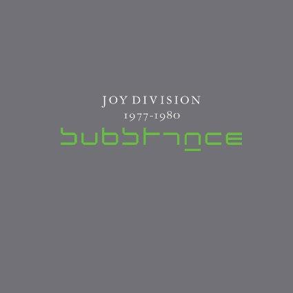 Substance 1977-1980 - Joy Division - Musik - LONDON - 0825646183937 - 17/7-2015