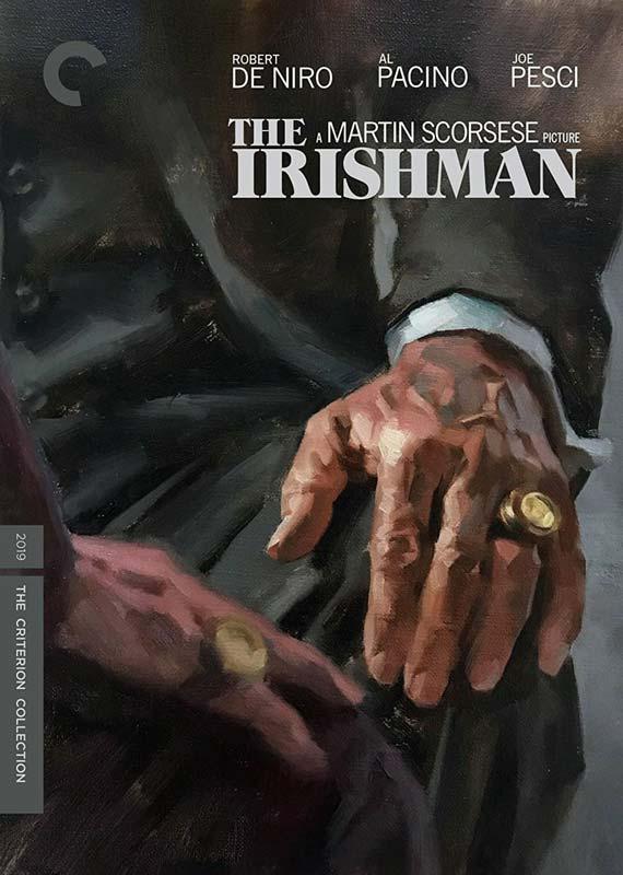 The Irishman - Martin Scorsese - Film - SONY PICTURES HE - 5035822891937 - 30/11-2020