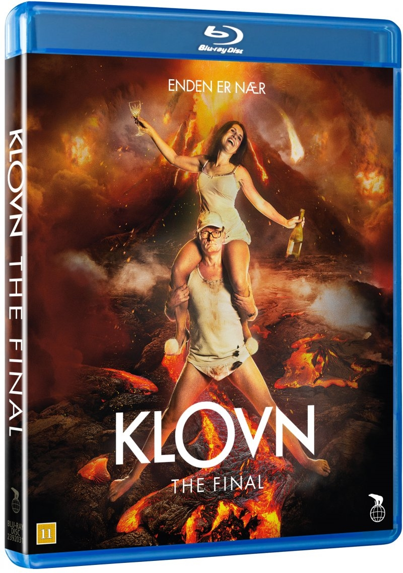 Klovn - The Final -  - Film -  - 5708758724937 - 7/5-2020