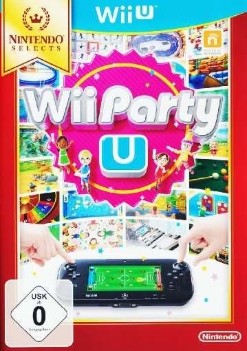 Wii U Party U.2327540 -  - Bøger -  - 0045496335939 -