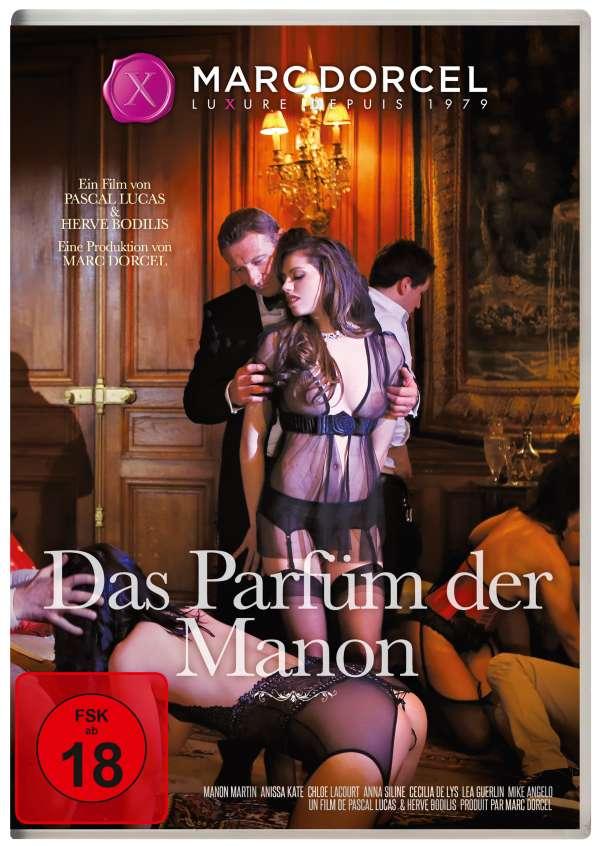 Marc Dorcel · Das Parfüm Der Manon (DVD) [Region 2] (2016