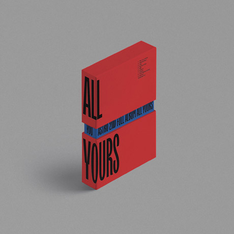 VOL. 2 [ALL YOURS] (YOU VER.) - ASTRO - Musik -  - 8804775158940 - 7/4-2021