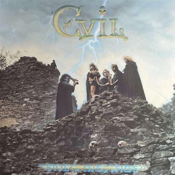 Evil's Message - Evil - Musik - SPV - 5700907268941 - June 11, 2021
