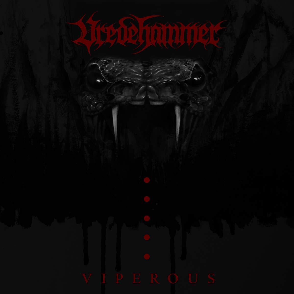 Viperous - Vredehammer - Musik - PHD MUSIC - 7072805004944 - 6. mars 2020