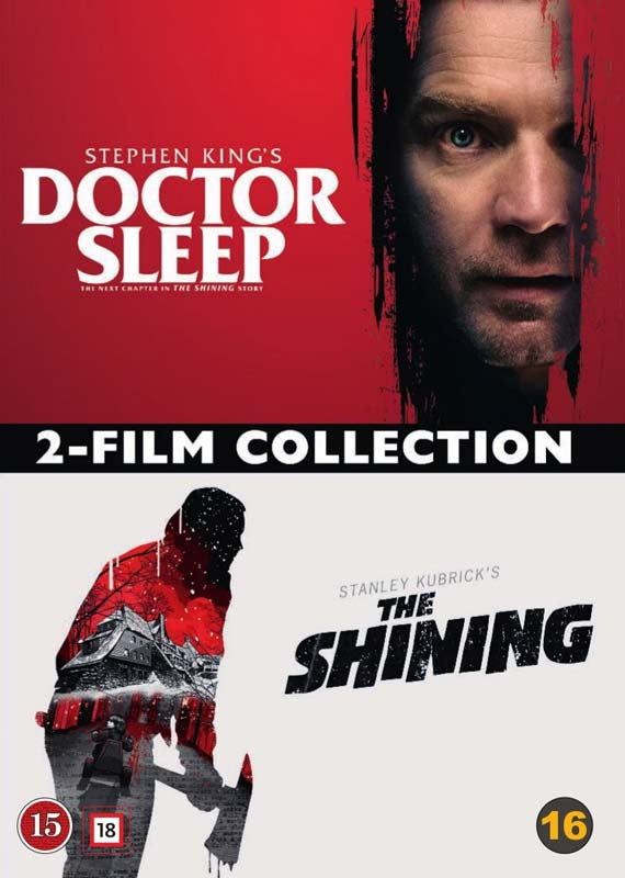 The Shining / Doctor Sleep (Box Set) -  - Film -  - 7340112751944 - 19/3-2020