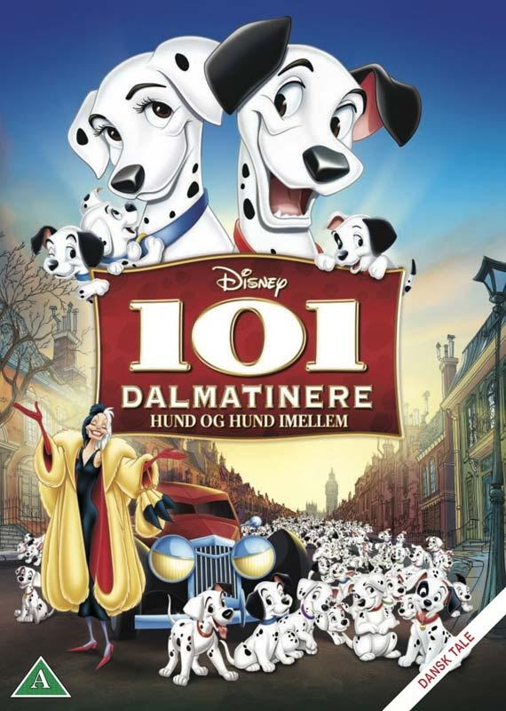 101 dalmatinere - Hund og hund imellem - Disney - Film - Walt Disney - 8717418418946 - January 16, 2014