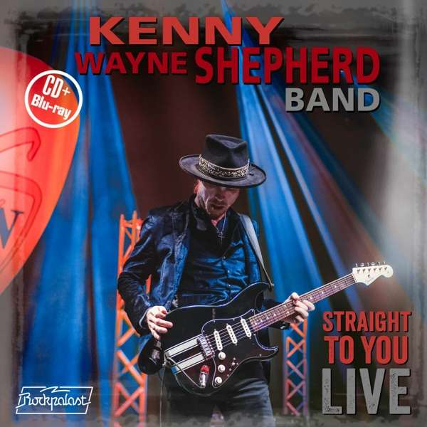 Straight to You Live - Kenny Wayne Shepherd - Musik - PROVOGUE - 0810020502947 - 27/11-2020