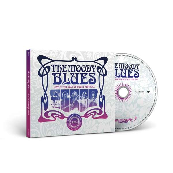 Live At The Isle Of Wight 1970 - Moody Blues - Musik - EARMUSIC CLASSICS - 4029759147947 - October 30, 2020