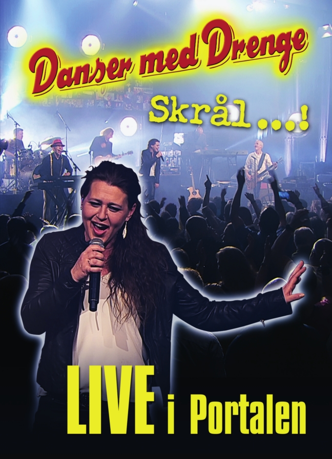 Skrål ... !  KONCERT DVD! - Danser med Drenge - Musik - Glad Grammofon - 5706876682948 - 1/11-2016
