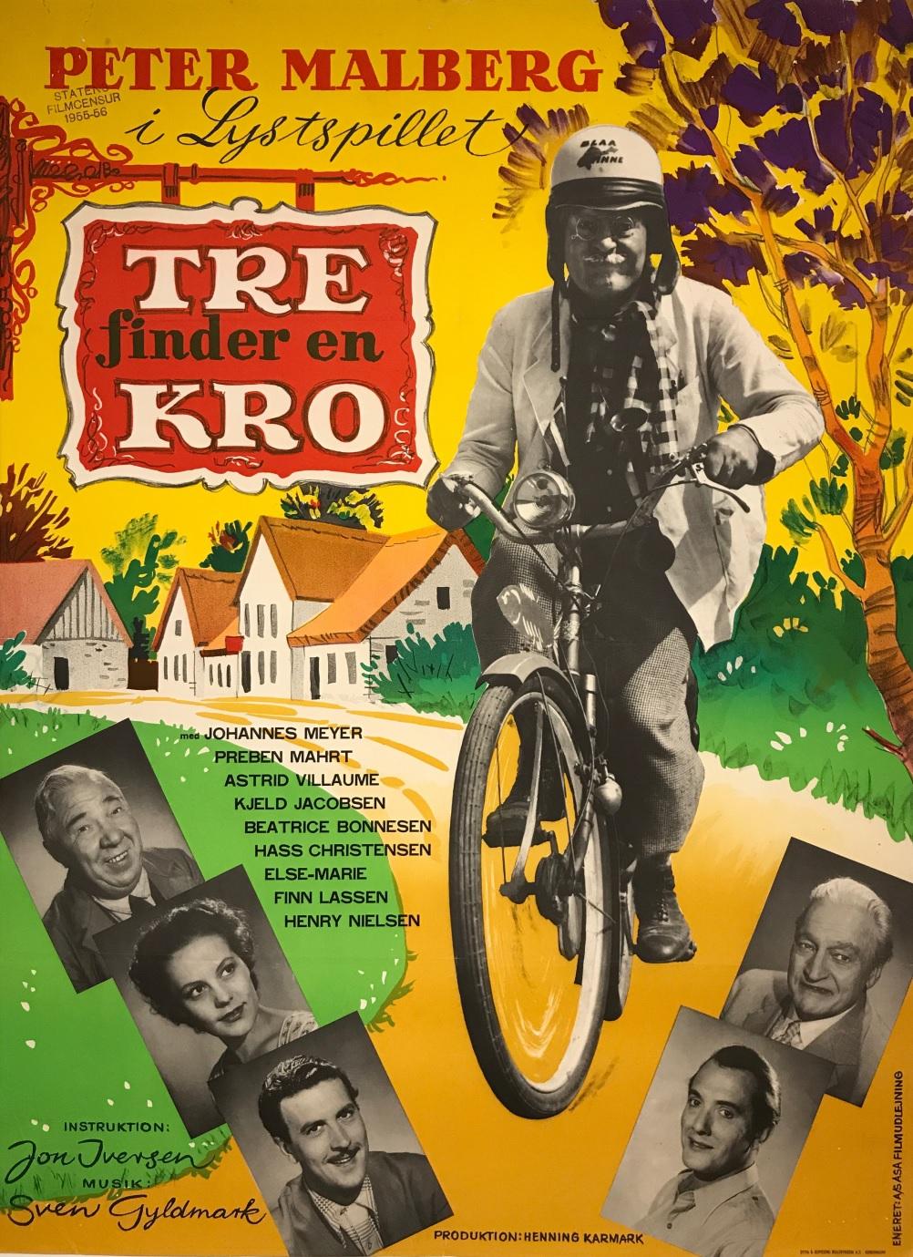 Tre Finder En Kro -  - Film -  - 5708758703949 - 3/9-2020