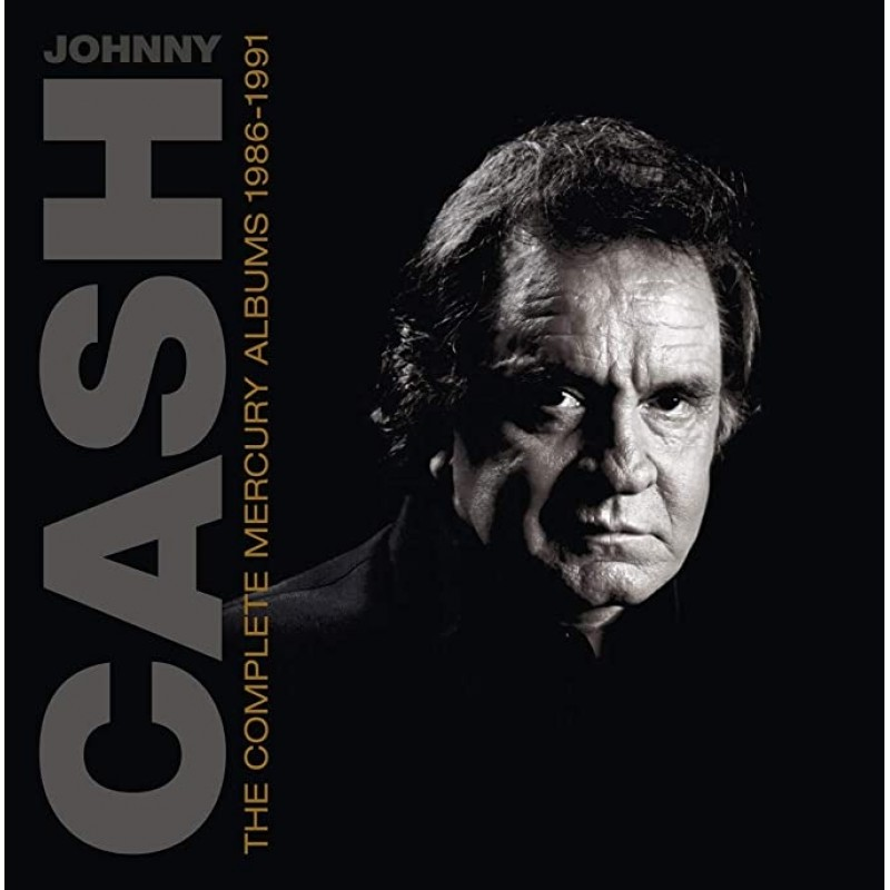 The Complete Mercury Studio Albums (1986-1991) - Johnny Cash - Musik - MERCURY - 0602567726951 - 26/6-2020